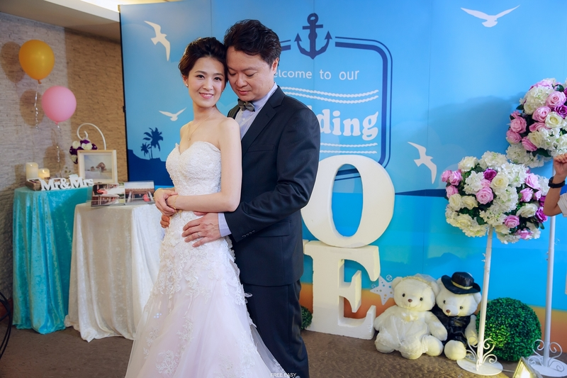 家寧  幸福了  (台南婚禮記錄)(編號:157450) - 自由自在 - 結婚吧一站式婚禮服務平台