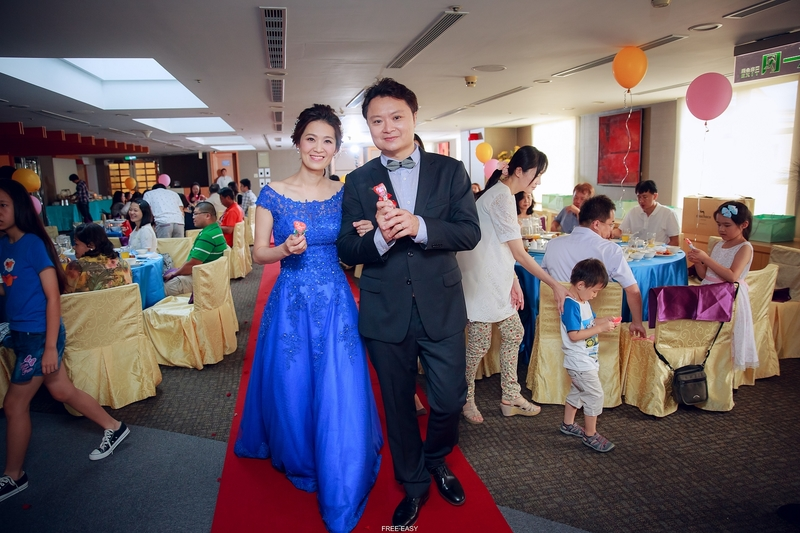 家寧  幸福了  (台南婚禮記錄)(編號:157470) - 自由自在 - 結婚吧