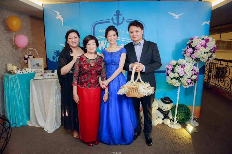 家寧  幸福了  (台南婚禮記錄)(編號:157490) - 自由自在 - 結婚吧