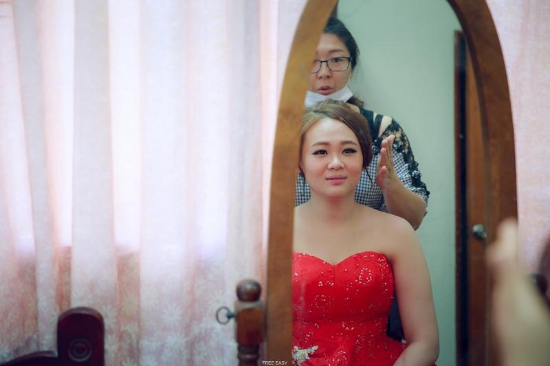 甄容   幸福了  (台南婚禮記錄)(編號:157528) - 自由自在 - 結婚吧一站式婚禮服務平台