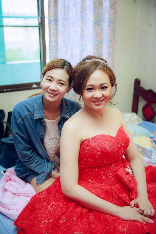 甄容   幸福了  (台南婚禮記錄)(編號:157538) - 自由自在 - 結婚吧一站式婚禮服務平台