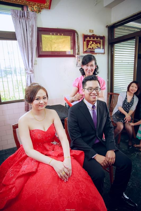 甄容   幸福了  (台南婚禮記錄)(編號:157611) - 自由自在 - 結婚吧