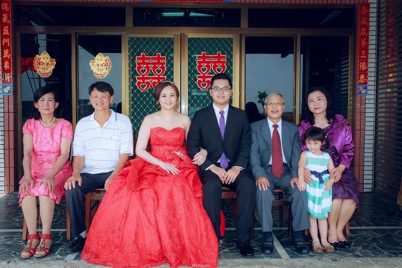 甄容   幸福了  (台南婚禮記錄)(編號:157627) - 自由自在 - 結婚吧