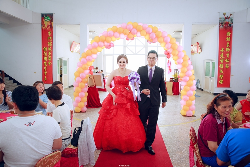 甄容   幸福了  (台南婚禮記錄)(編號:157652) - 自由自在 - 結婚吧
