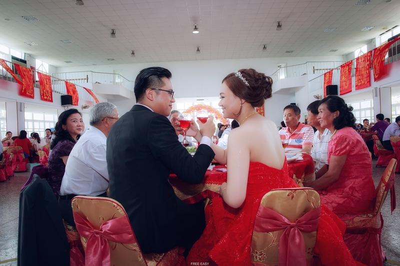 甄容   幸福了  (台南婚禮記錄)(編號:157662) - 自由自在 - 結婚吧