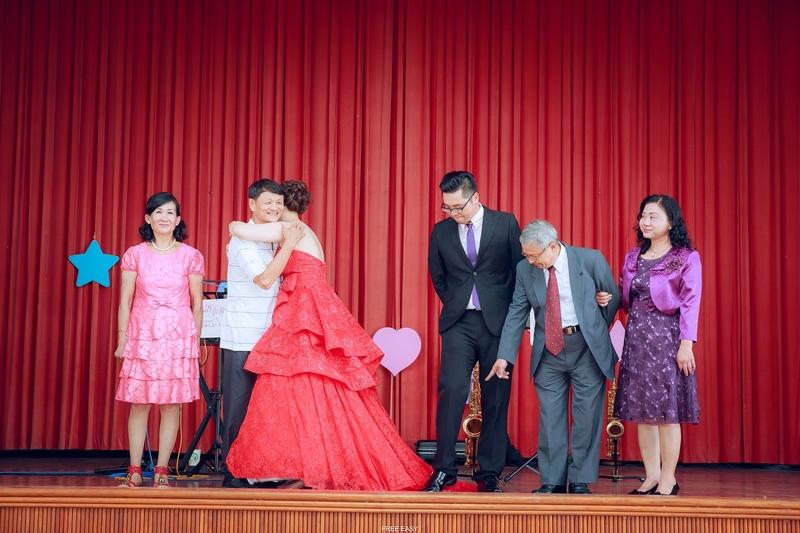 甄容   幸福了  (台南婚禮記錄)(編號:157671) - 自由自在 - 結婚吧