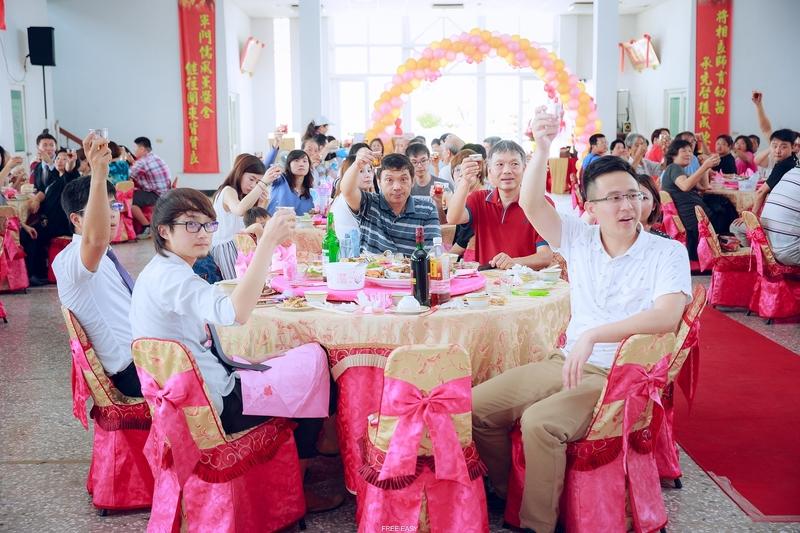 甄容   幸福了  (台南婚禮記錄)(編號:157682) - 自由自在 - 結婚吧