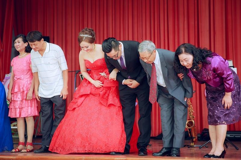 甄容   幸福了  (台南婚禮記錄)(編號:157686) - 自由自在 - 結婚吧一站式婚禮服務平台