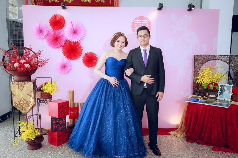 甄容   幸福了  (台南婚禮記錄)(編號:157731) - 自由自在 - 結婚吧