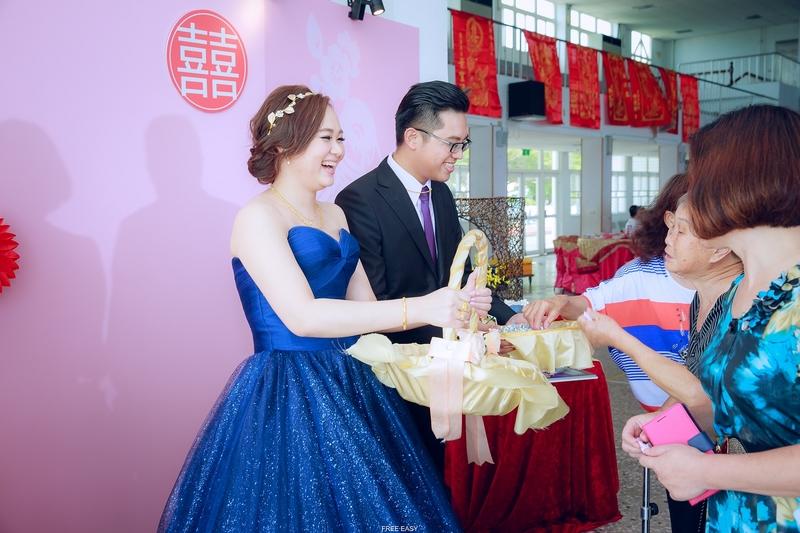 甄容   幸福了  (台南婚禮記錄)(編號:157736) - 自由自在 - 結婚吧