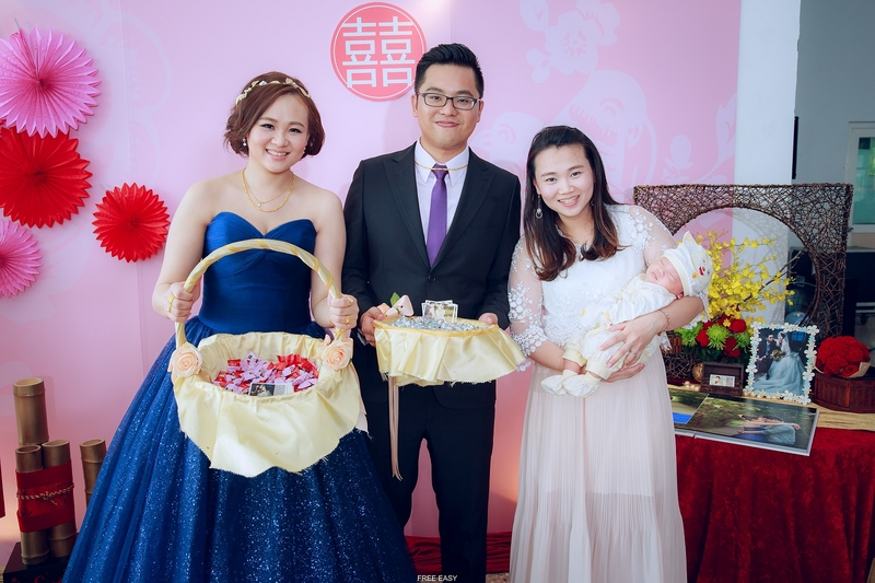 甄容   幸福了  (台南婚禮記錄)(編號:157741) - 自由自在 - 結婚吧