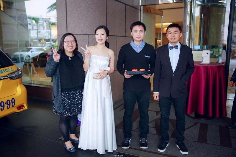 幸福如畫 (台南婚禮記錄)(編號:157809) - 自由自在 - 結婚吧一站式婚禮服務平台