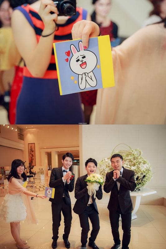 幸福如畫 (台南婚禮記錄)(編號:157844) - 自由自在 - 結婚吧
