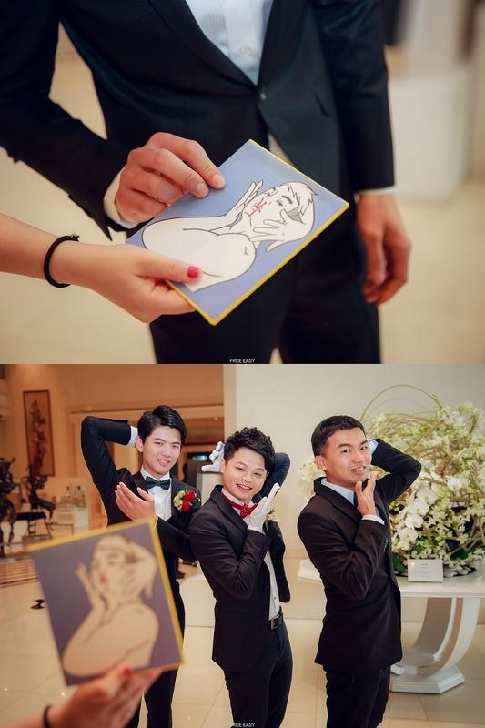 幸福如畫 (台南婚禮記錄)(編號:157849) - 自由自在 - 結婚吧一站式婚禮服務平台
