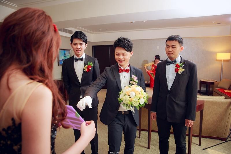 幸福如畫 (台南婚禮記錄)(編號:157869) - 自由自在 - 結婚吧