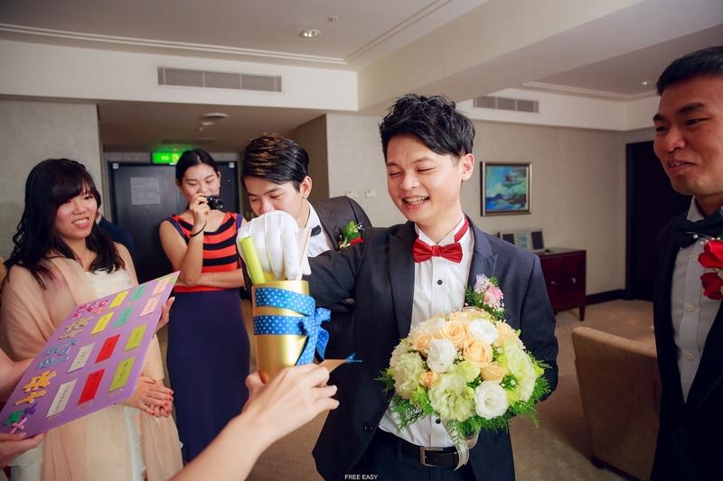 幸福如畫 (台南婚禮記錄)(編號:157874) - 自由自在 - 結婚吧一站式婚禮服務平台