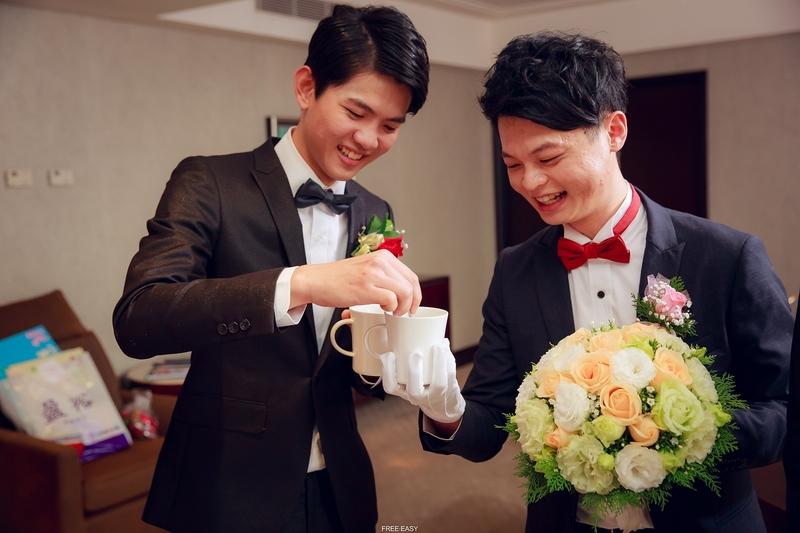 幸福如畫 (台南婚禮記錄)(編號:157879) - 自由自在 - 結婚吧一站式婚禮服務平台