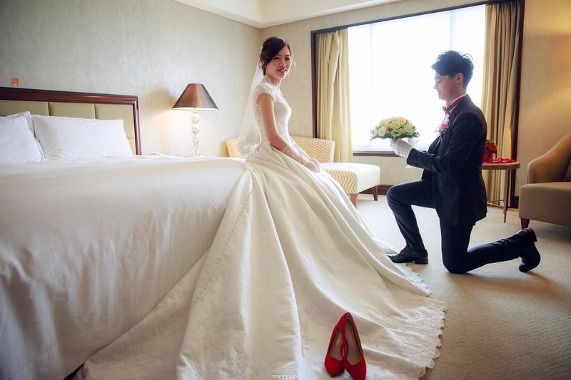 幸福如畫 (台南婚禮記錄)(編號:157915) - 自由自在 - 結婚吧