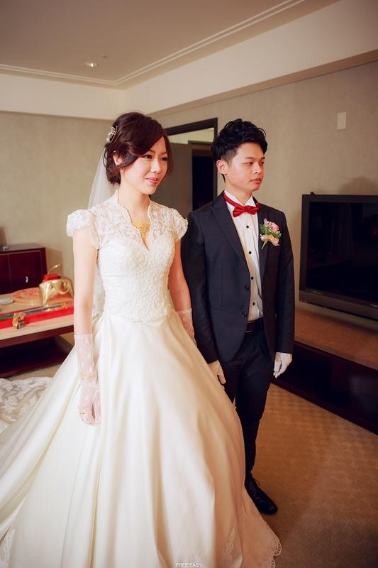 幸福如畫 (台南婚禮記錄)(編號:157936) - 自由自在 - 結婚吧一站式婚禮服務平台