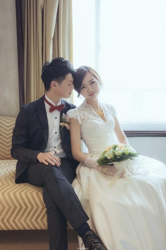 幸福如畫 (台南婚禮記錄)(編號:157972) - 自由自在 - 結婚吧一站式婚禮服務平台