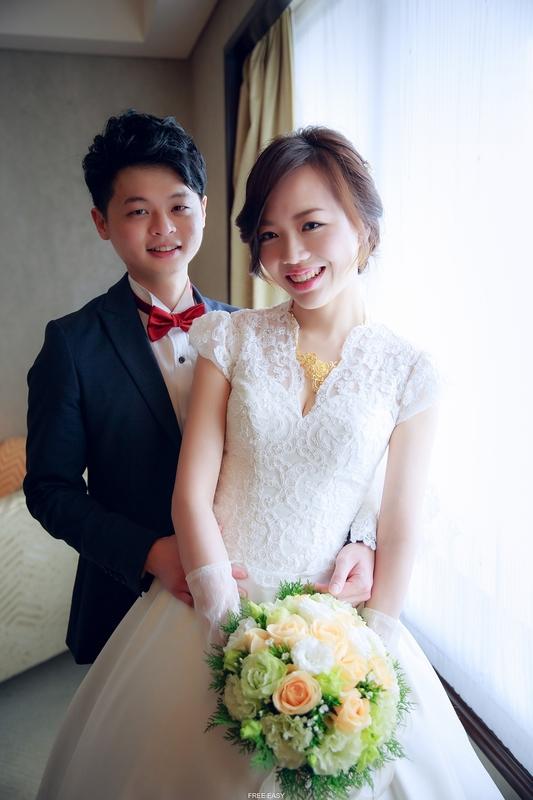 幸福如畫 (台南婚禮記錄)(編號:157982) - 自由自在 - 結婚吧