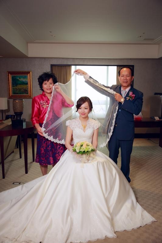 幸福如畫 (台南婚禮記錄)(編號:157987) - 自由自在 - 結婚吧一站式婚禮服務平台