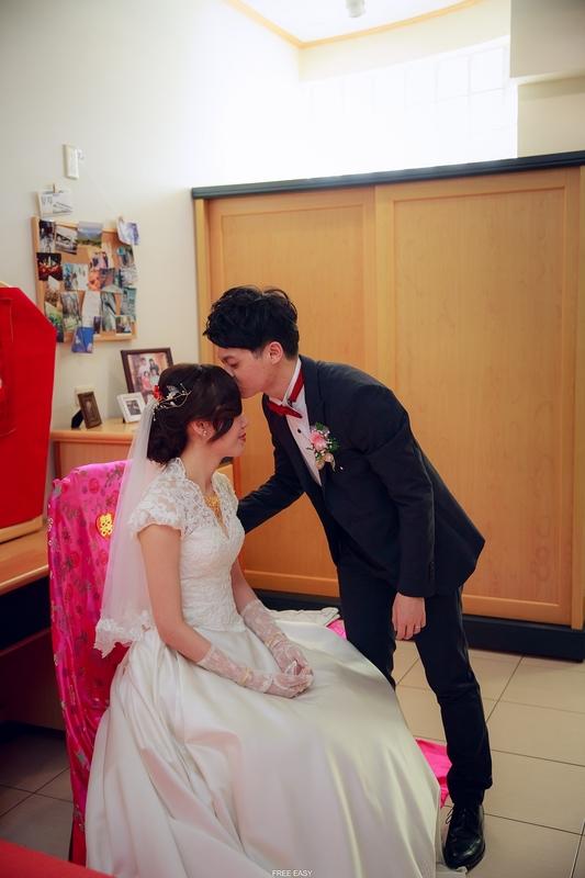 幸福如畫 (台南婚禮記錄)(編號:158037) - 自由自在 - 結婚吧一站式婚禮服務平台