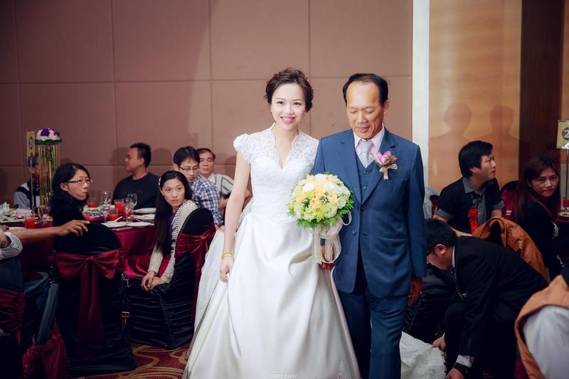 幸福如畫 (台南婚禮記錄)(編號:158082) - 自由自在 - 結婚吧一站式婚禮服務平台