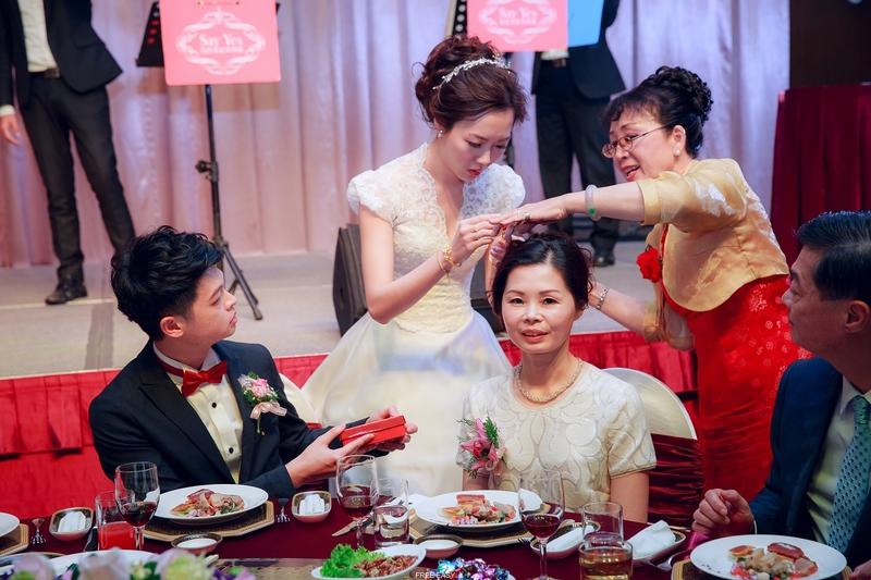 幸福如畫 (台南婚禮記錄)(編號:158102) - 自由自在 - 結婚吧