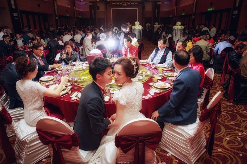 幸福如畫 (台南婚禮記錄)(編號:158107) - 自由自在 - 結婚吧
