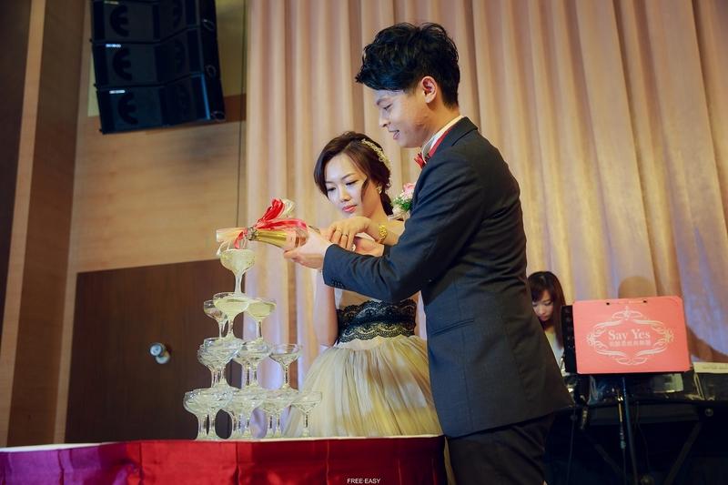 幸福如畫 (台南婚禮記錄)(編號:158132) - 自由自在 - 結婚吧一站式婚禮服務平台
