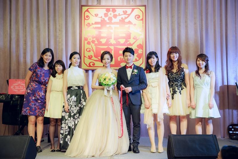 幸福如畫 (台南婚禮記錄)(編號:158136) - 自由自在 - 結婚吧