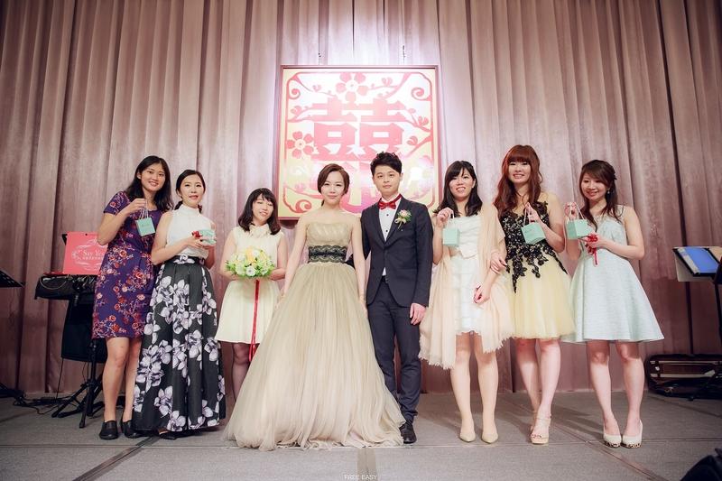 幸福如畫 (台南婚禮記錄)(編號:158147) - 自由自在 - 結婚吧