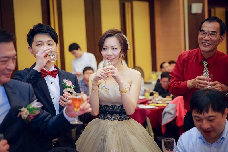 幸福如畫 (台南婚禮記錄)(編號:158162) - 自由自在 - 結婚吧一站式婚禮服務平台