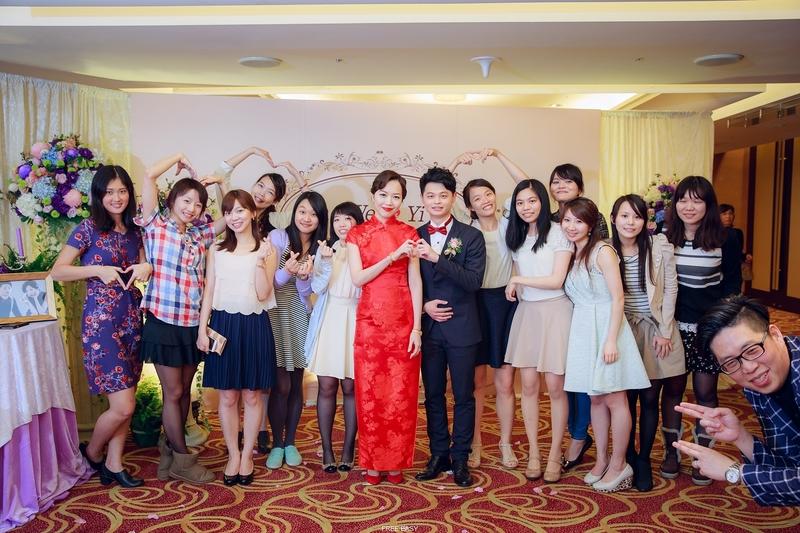 幸福如畫 (台南婚禮記錄)(編號:158171) - 自由自在 - 結婚吧一站式婚禮服務平台