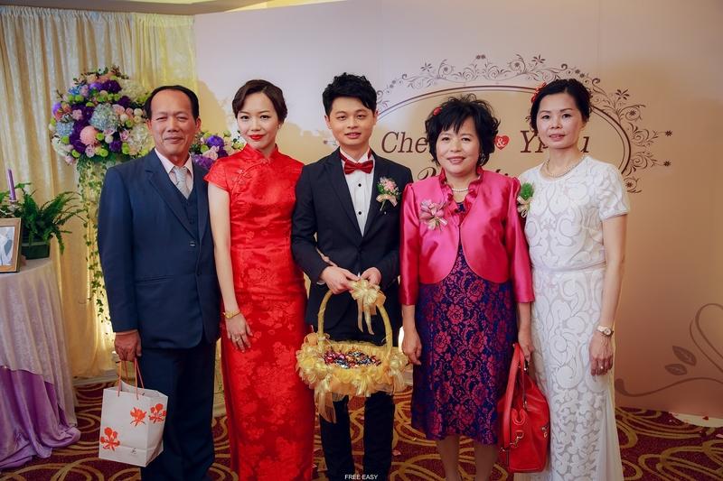 幸福如畫 (台南婚禮記錄)(編號:158183) - 自由自在 - 結婚吧