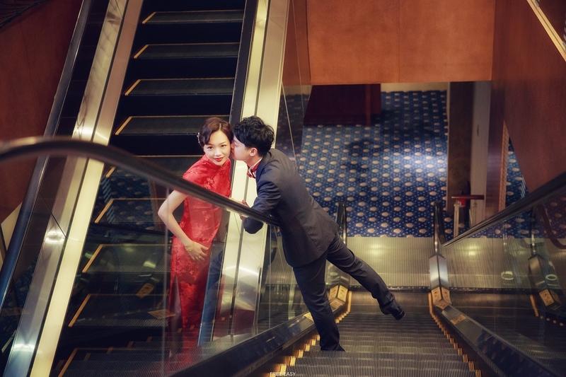 幸福如畫 (台南婚禮記錄)(編號:158193) - 自由自在 - 結婚吧一站式婚禮服務平台