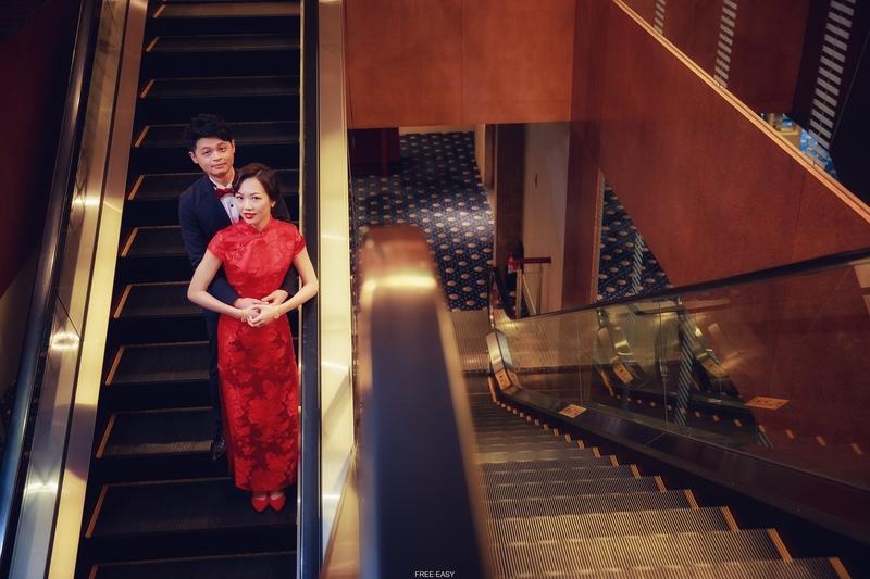 幸福如畫 (台南婚禮記錄)(編號:158197) - 自由自在 - 結婚吧