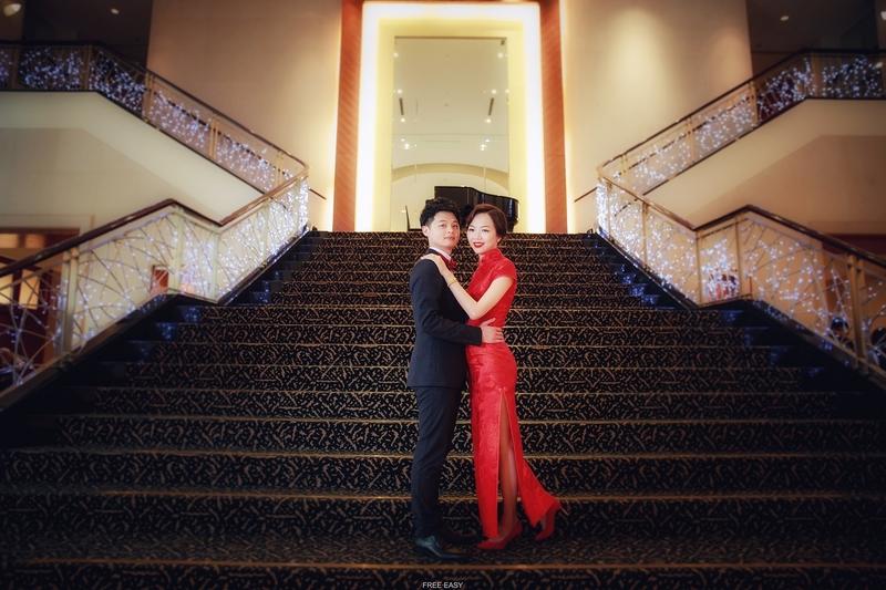 幸福如畫 (台南婚禮記錄)(編號:158202) - 自由自在 - 結婚吧