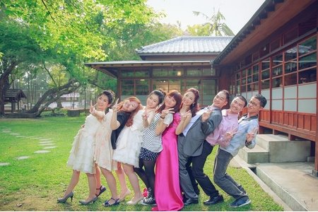 幸福成雙 (台南婚禮記錄)