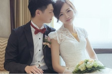幸福如畫 (台南婚禮記錄)