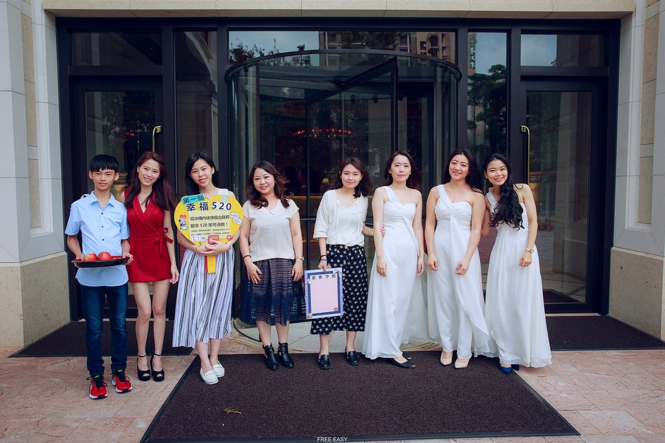 幸福了雅芳 (台中婚禮記錄)(編號:161670) - 自由自在 - 結婚吧一站式婚禮服務平台