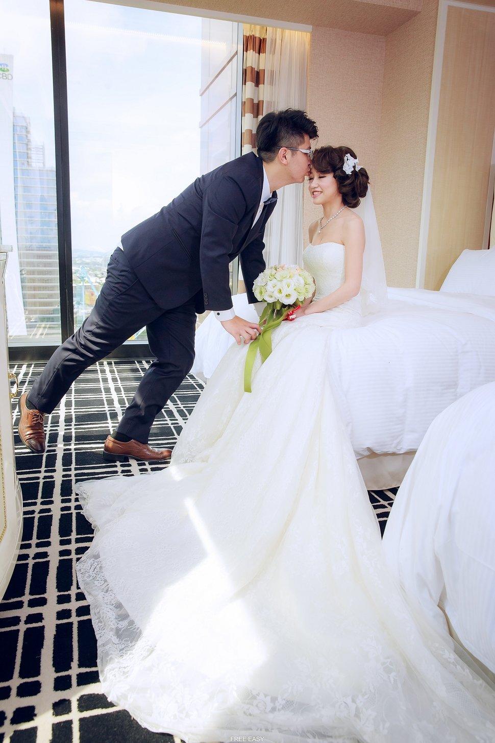 幸福了雅芳 (台中婚禮記錄)(編號:161696) - 自由自在 - 結婚吧