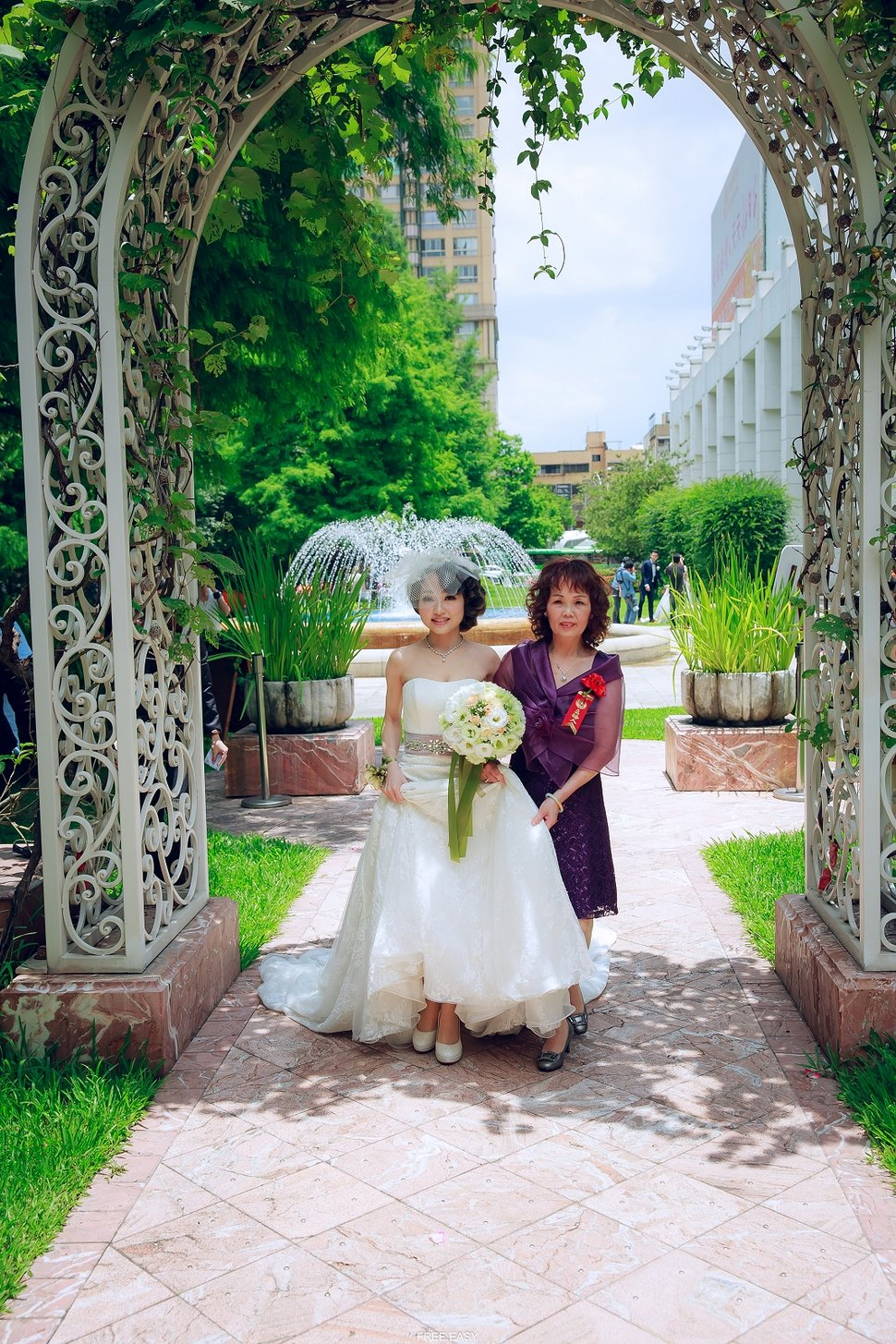 幸福了雅芳 (台中婚禮記錄)(編號:161707) - 自由自在 - 結婚吧