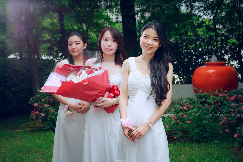 幸福了雅芳 (台中婚禮記錄)(編號:161709) - 自由自在 - 結婚吧