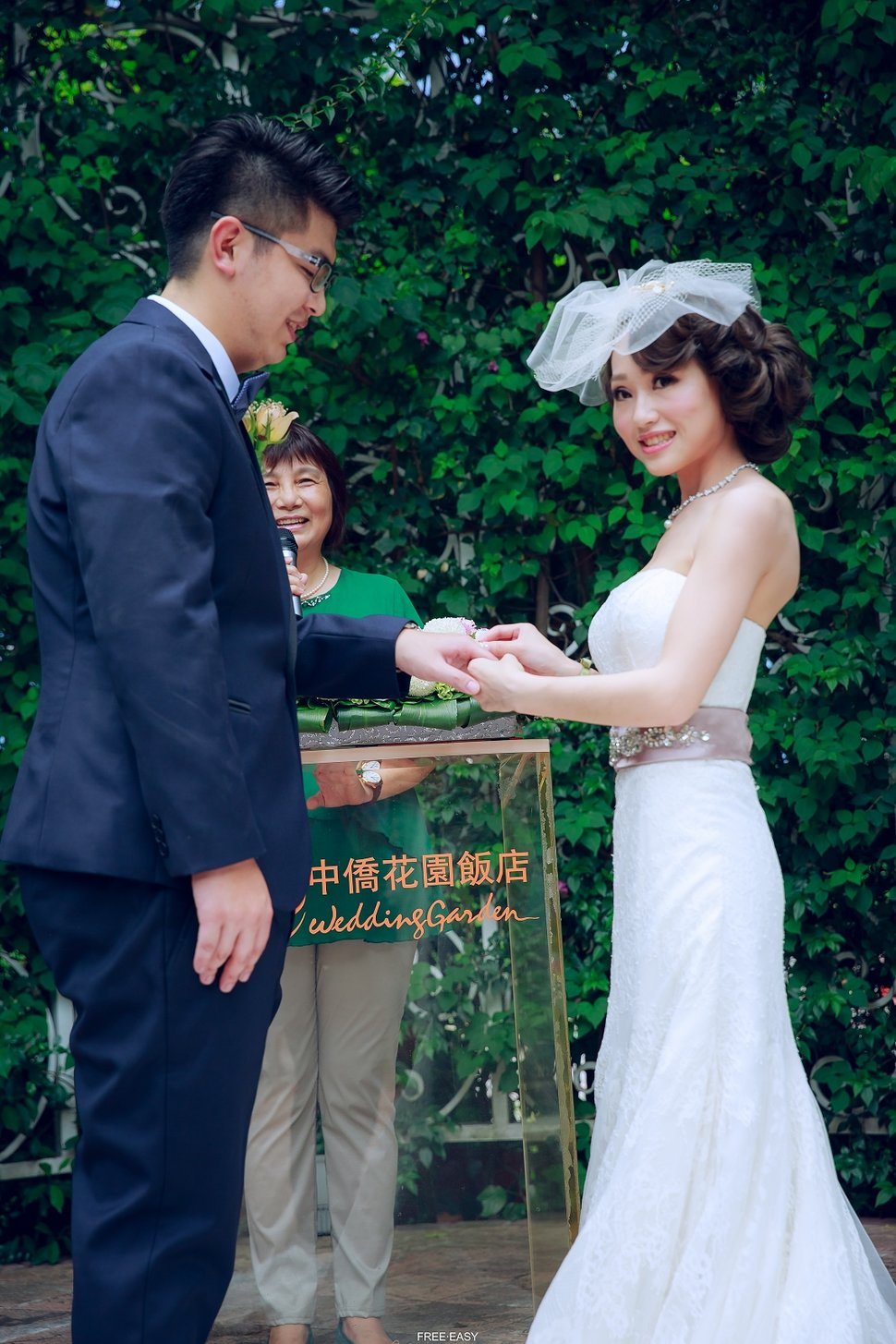 幸福了雅芳 (台中婚禮記錄)(編號:161710) - 自由自在 - 結婚吧