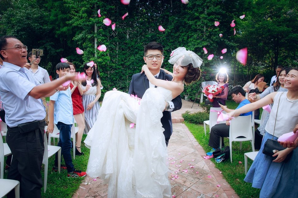 幸福了雅芳 (台中婚禮記錄)(編號:161719) - 自由自在 - 結婚吧