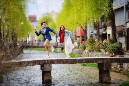 幸福京都之旅  (海外自主婚紗)