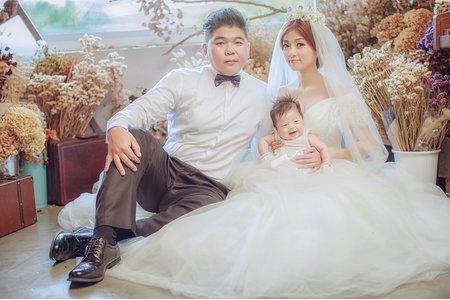芳瑜 好幸福  (台南自主婚紗照)