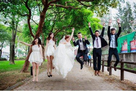 一起幸福了 (台南婚禮記錄)
